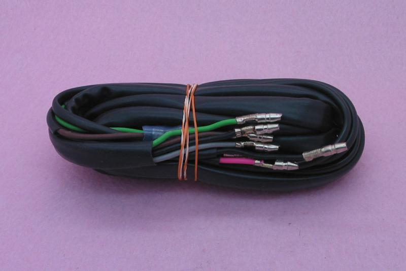 Wiring Harness 12v AC Electronic on